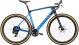 Велосипед гравел Canyon Grail CF SL 8 eTap (2021) Discovery Blue 1