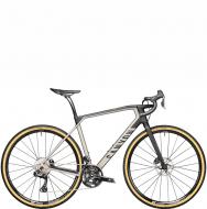 Велосипед гравел Canyon Grail CF SL 8 Di2 (2021) Cloud Grey