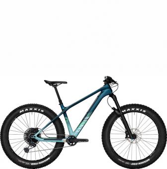 Велосипед Canyon Dude CF 9 (2021) Aurora