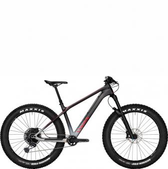 Велосипед Canyon Dude CF 9 (2021) Volcano