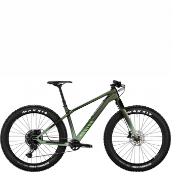 Велосипед Canyon Dude CF 8 (2021) Deep Forest