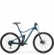 Велосипед Merida One-Twenty RC 9.300 (2021)Teal-Blue/Lime 1