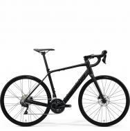Электровелосипед Merida eScultura 400 (2021) MattBlack/GlossyBlack