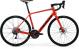 Электровелосипед Merida eScultura 400 (2021) RaceRed/Black 1