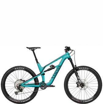 Велосипед Canyon Spectral 6 (2021) Trail Teal