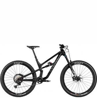 Велосипед Canyon Spectral 29 CF 8 (2021) Exhaust Black