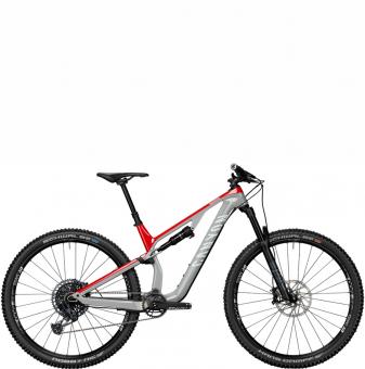 Велосипед Canyon Neuron CF 8 (2021) Team Red