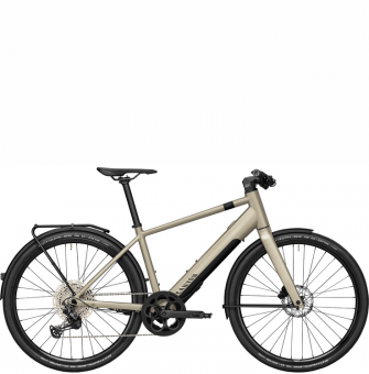 Электровелосипед Canyon Commuter:ON 7 (2021) Champagne