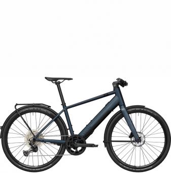 Электровелосипед Canyon Commuter:ON 7 (2021) Dark Navy
