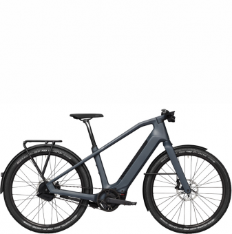 Электровелосипед Canyon Precede:ON CF 9 (2021) Anchor Grey