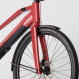 Электровелосипед Canyon Commuter:ON 7 WMN (2021) Cherry 5