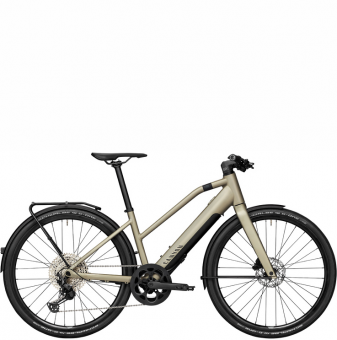 Электровелосипед Canyon Commuter:ON 7 WMN (2021) Champagne