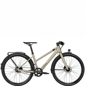 Велосипед Canyon Commuter 7 (2021) Champagne