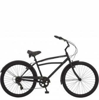 Велосипед Schwinn Huron 7 (2021) black