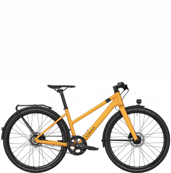 Велосипед Canyon Commuter 6 WMN (2021) Mustard