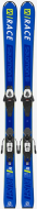 Горные лыжи Salomon E S/Race Rush Jr + C5 (2021)