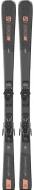 Горные лыжи Salomon W S/Force 5 + M10 GW Black/Oran (2021)