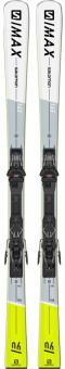 Горные лыжи Salomon S/Max 6 + M10 GW L80 (2021)