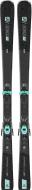 Горные лыжи Salomon E S/Force W 7 + M10 GW (2021)