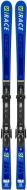 Горные лыжи Salamon S/Race FIS SL JR 152+X12 TL GW (2021)