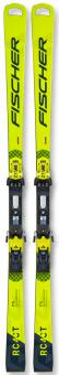 Горные лыжи Fischer RC4 WC CT M/O-PLATE (без креплений) (2021)