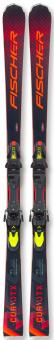 Горные лыжи Fischer RC4 THE Curv DTX MT + RC4 Z12 PR (2021)
