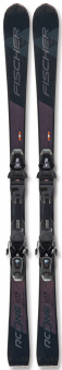 Горные лыжи Fischer Brilliant RC One Black ws MF + RS 11 PR