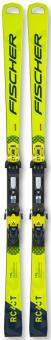 Горные лыжи Fischer RC4 WC CT M/O + RC4 Z13 FF (2021)