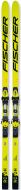 Горные лыжи Fischer RC4 Worldcup DH Women H-Plate (без креплений) (2021)