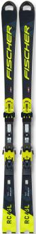Горные лыжи Fischer RC4 WC SL Women MO-Platte Stiff (без креплений) (2021)