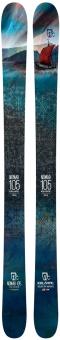 Горные лыжи Icelantic Nomad 105 (2021)