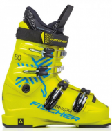 Горнолыжные ботинки Fischer Ranger 60 Jr. Thermoshape yellow/yellow (2021)