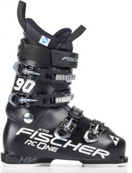 Горнолыжные ботинки Fischer RC One 90 XTR black/black/black (2021)