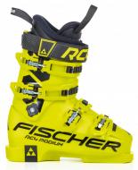 Ботинки горнолыжные Fischer RC4 Podium 90 yellow/yellow (2021)