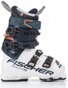 Горнолыжные ботинки Fischer Ranger One 105 Vacuum Walk Ws White/White/Blue (2021)