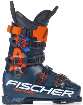 Горнолыжные ботинки Fischer Rc4 The Curv 130 Vacuum Walk Darkblue/Darkblue (2021)