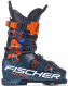 Горнолыжные ботинки Fischer Rc4 The Curv 130 Vacuum Walk Darkblue/Darkblue (2021) 1