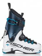 Ботинки горнолыжные Fischer My Travers GR белый/тёмно-синий W (2021)