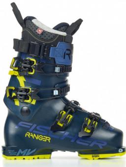 Горнолыжные ботинки Fischer Ranger 115 Walk Dyn Ws Darkblue/Darkblue (2021)