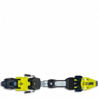 Горнолыжные крепления Fischer Rc4 Z20 X Rs Freeflex St Brake 85 [A] Fl.Yellow/R.Blue/Bla (2021)