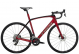 Велосипед Trek Domane SL 6 eTap (2022) Crimson/Trek Black 1