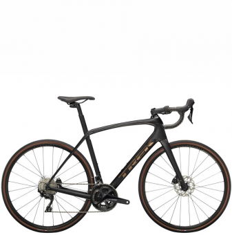 Велосипед Trek Domane SL 5 (2022) Satin Trek Black