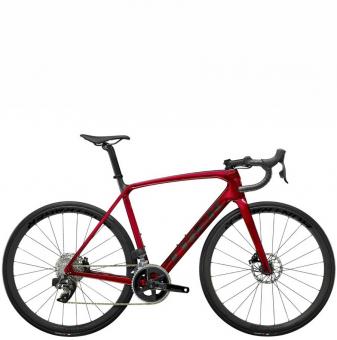 Велосипед Trek Émonda SL 6 eTap (2022) Crimson/Trek Black