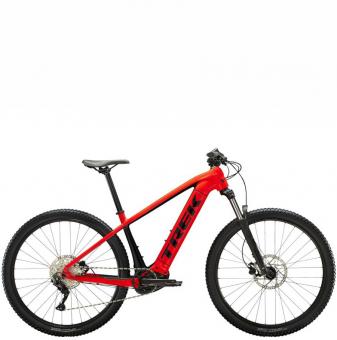 Электровелосипед Trek Powerfly 4 (2022) Radioactive Red/Trek Black