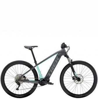 Электровелосипед Trek Powerfly 4 (2022) Matte Solid Charcoal/Matte Miami