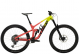 Велосипед Trek Slash 9.9 XTR (2022) Radioactive Coral to Yellow Fade 1