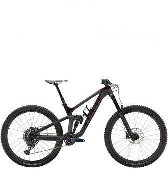 Велосипед Trek Slash 9.8 GX (2022) Lithium Grey