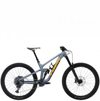 Велосипед Trek Slash 9.8 GX (2022) Matte Battleship Blue