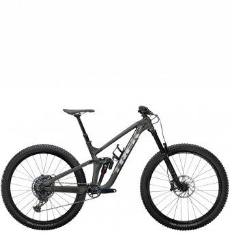 Велосипед Trek Slash 8 (2022) Lithium Grey/Dnister Black