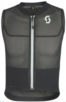 Горнолыжная защита Scott AirFlex JR Vest Protector black/grey